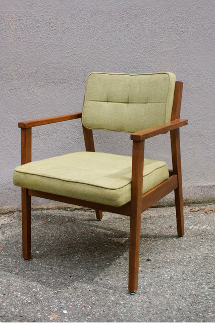 Vintage Danish Lounge Chair