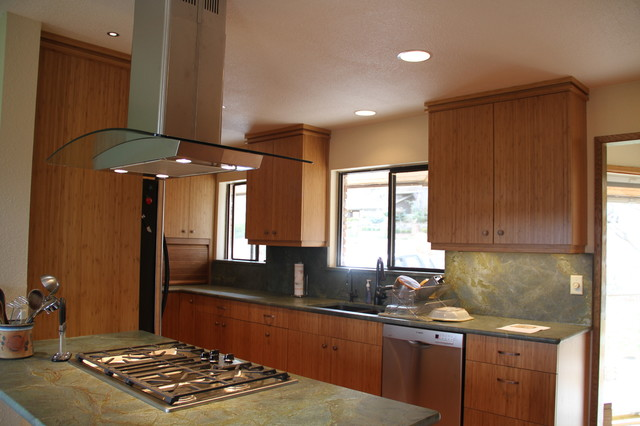 Kitchen And Bath Design Seattle Bamboo Kitchen Traditional Kitchen Seattle  By