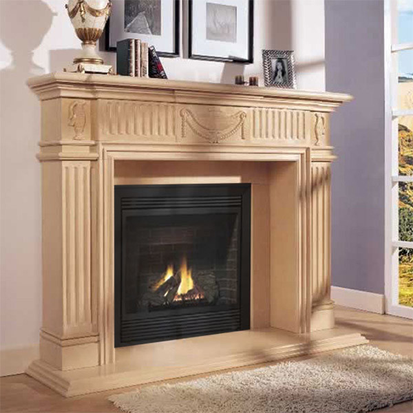 marble fireplace mantels regent traditional
