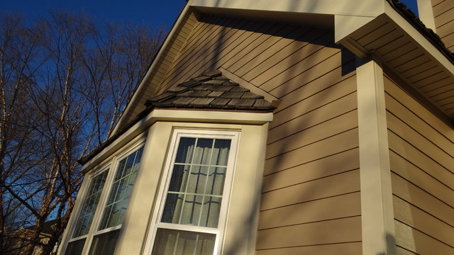 Fiber Cement Siding By James Hardie In Naperville Traditional Exterior