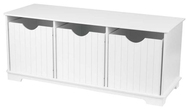 nantucket storage bench by kidkraft moderne banc de rangement et coffre jouets. Black Bedroom Furniture Sets. Home Design Ideas
