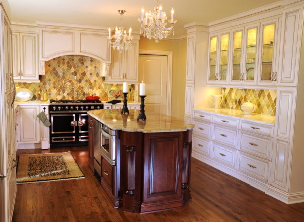 English country kitchen traditional kitchen other for Traditional english kitchen design