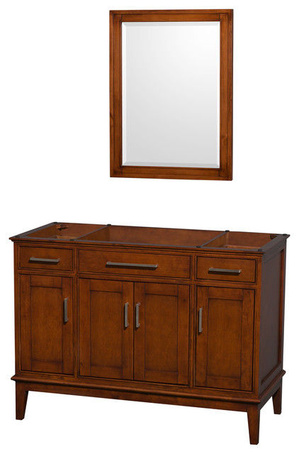 Excellent Bosco 48quot Modern Bathroom Vanity And Matching Mirror
