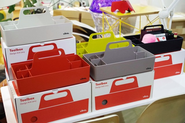 Toolbox by Vitra - Contemporary - Kitchen Drawer Organizers - san francisco - by Stardust Modern ...