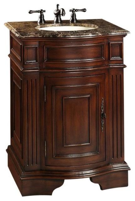 26 contempary ethan bathroom sink vanity traditional