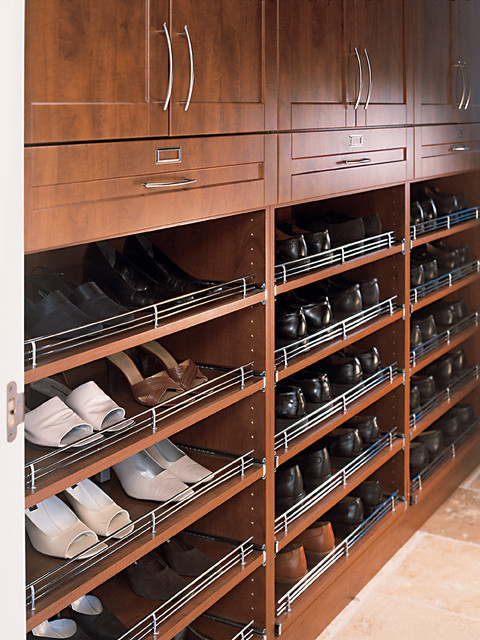 Shoe Racks Contemporary Shoe Storage Other Metro By Organized