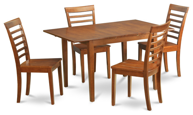 psml sbr kitchen table set traditional dining sets