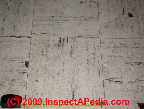 How do you remove tile flooring