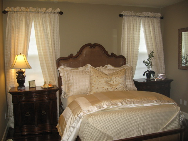 Italian luxe traditional bedroom san francisco by for Italian themed bedroom