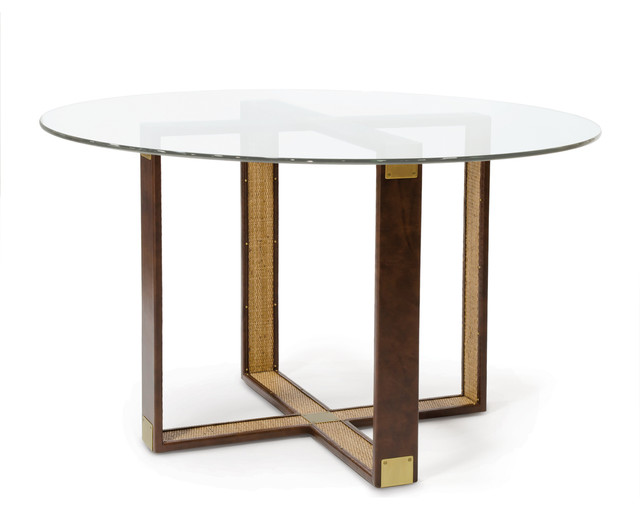 Alexander Dining Table Base Only Contemporary Dining Tables By