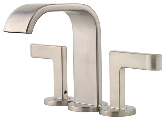 4 Inch Spread Bathroom Faucets : ... Inch Mini-Widespread Bathroom Faucet traditional-bathroom-faucets