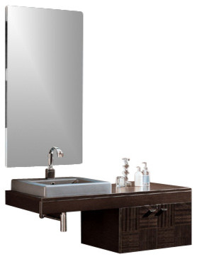 55 Inch Bathroom Vanity Set Modern Bathroom Vanities