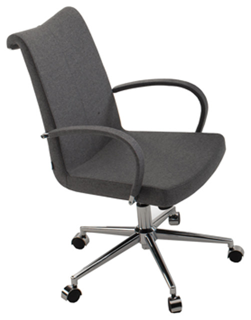 SohoConcept Tulip Office Arm Chair Modern Armchairs And Accent Chairs B