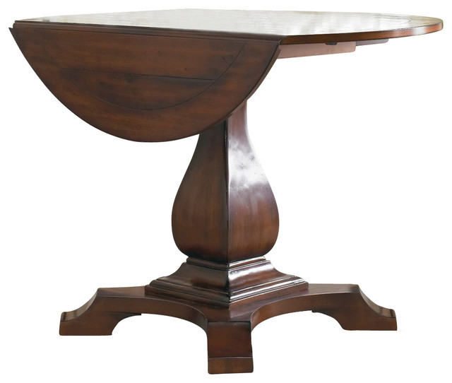 hooker furniture waverly place round pedestal table