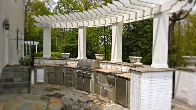 southern hearth patio 39 s outdoor kitchens in chattanooga craftsman