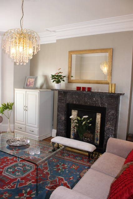 Traditional Lounge Belfast By Adore Your Home With