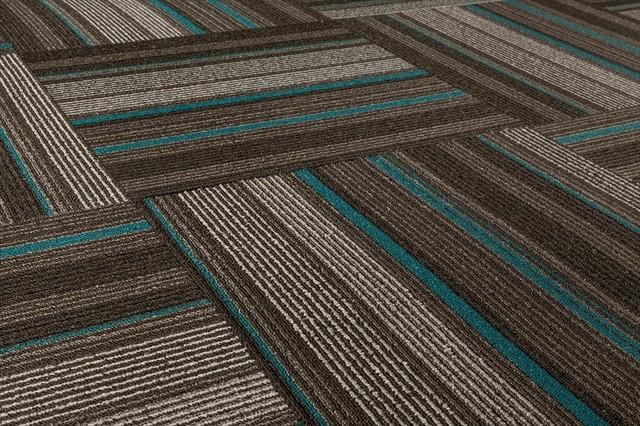 Carpet Tiles How To Install Residential Carpet Tiles In Home