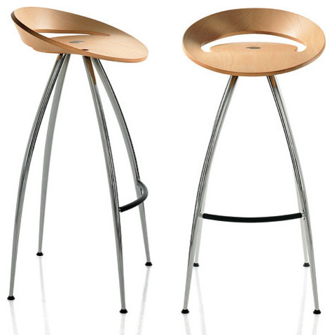 Magis Lyra Bar Stool Set Of 4