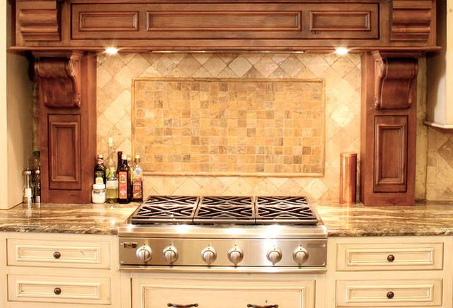 kitchen backsplashes traditional kitchen other by