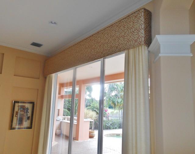 Cornice Board Contemporary Curtains Miami By Shady