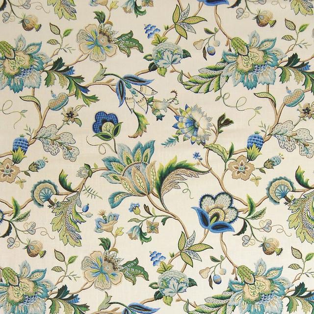 home decor gh rainwater blues decorator fabrics bord de mer tissu d 39 ameublement other. Black Bedroom Furniture Sets. Home Design Ideas
