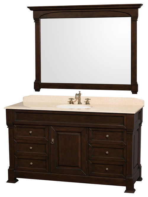 is it possible to purchase vanity without mirror
