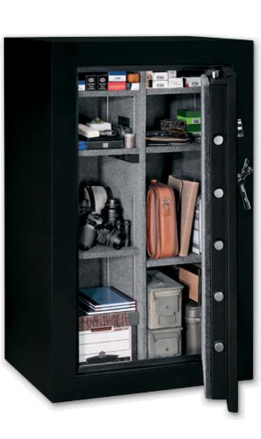 Elite 36-Gun Safe with Electronic Lock - Contemporary ...