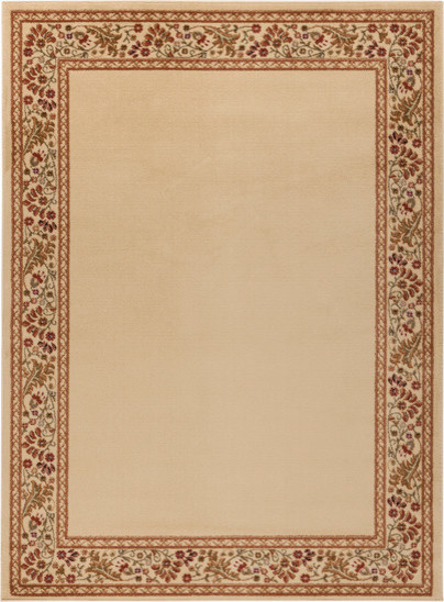 Surya Midtown MID 4742 Tan Rug Farmhouse Area Rugs by PlushRugs
