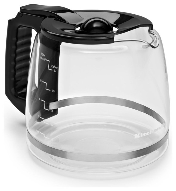 Black And Decker Coffee Maker Accessories : KitchenAid 12-Cup Glass Carafe (KCM111) - Modern - Coffee And Tea Maker Accessories - by Healthy ...