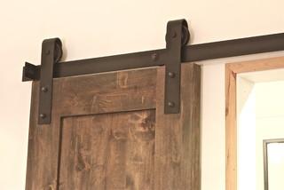 Industrial Barn Door Hardware Contemporary Barn Door