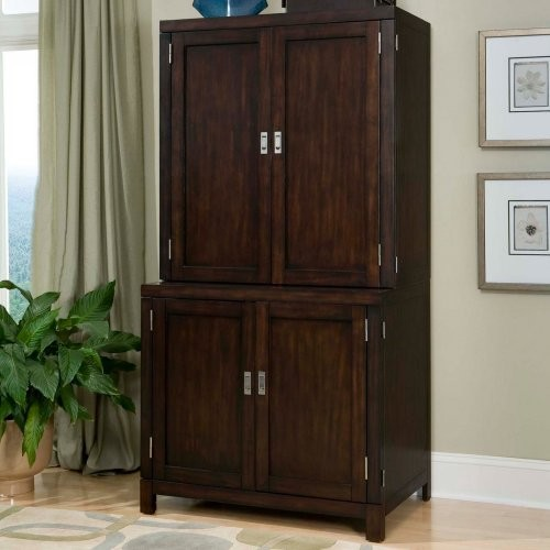 ... Office Cabinet & Hutch - Traditional - Storage Cabinets - by Hayneedle