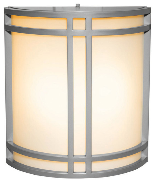 Wall Sconces For Damp Locations : Access Lighting C20362SATOPLEN1218BS Wet Location Wall Fixture - Transitional - Outdoor Wall ...