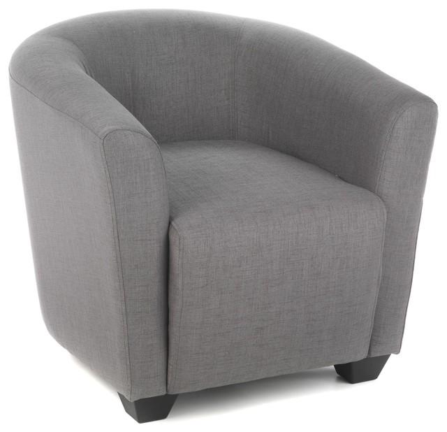 ines fauteuil cabriolet gris contemporain fauteuil par alin a mobilier d co. Black Bedroom Furniture Sets. Home Design Ideas