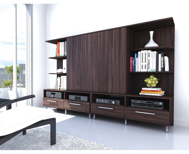 ... Entertainment Unit - Modern - Entertainment Centers And Tv Stands - by
