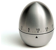 Egg Timer Contemporary Kitchen Timers By David Mellor Design