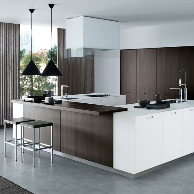 varenna by poliform kyton kitchen cabinetry modern