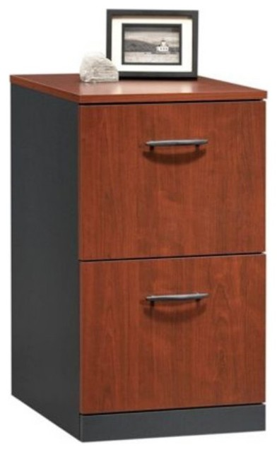 Sauder Via 2 Drawer File Cabinet - 401444 contemporary-filing-cabinets