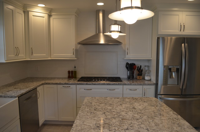 Kitchen Design And Renovation Plainview Ny Contemporary Kitchen New York By Shells Only