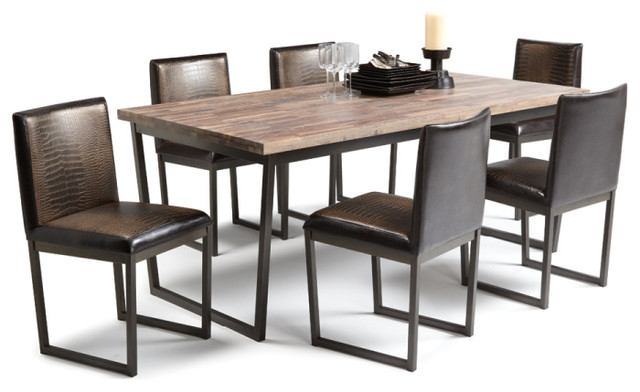 Dining room furniture modern toronto by berkshire for B furniture toronto