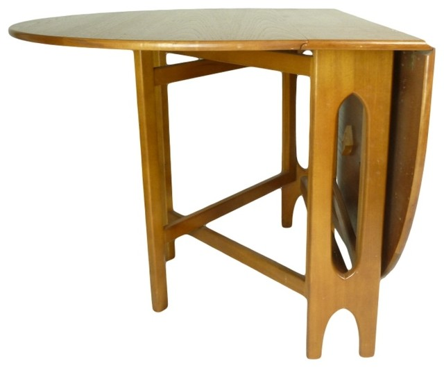 Mid Century Modern Teak Dining Room Table Midcentury Dining Tables