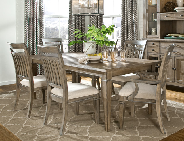 Gavin Rustic Dining Set Modern Dining Sets Charlotte By Clubfurniture
