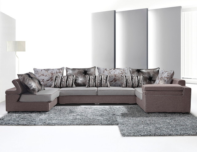 Fabric Corner Sofa Mediterranean Other Metro By Your