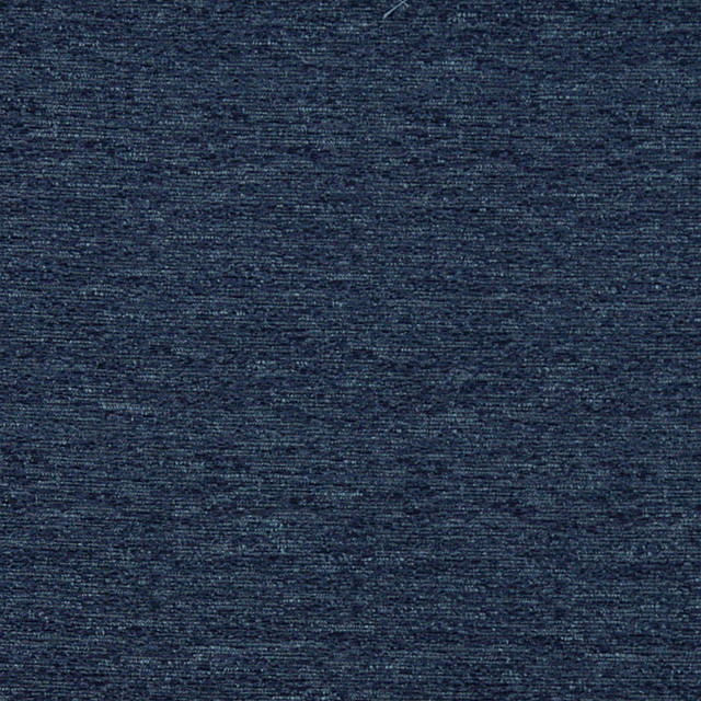 Blue Textured Solid Woven Jacquard Upholstery Drapery