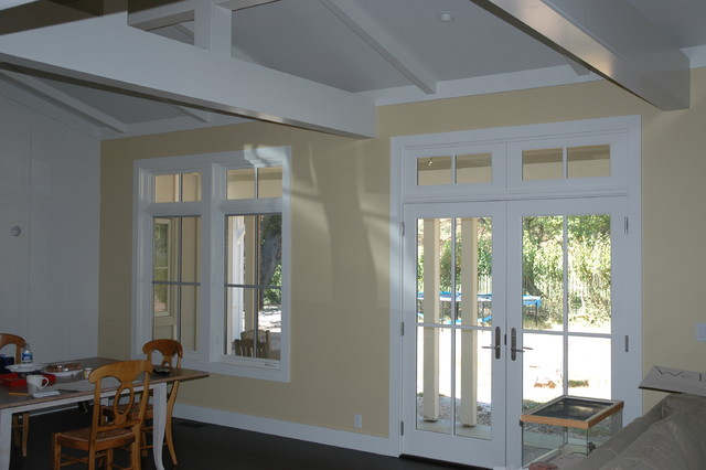 Marvin Transom Windows Of Marvin Windows And Doors Traditional Windows San