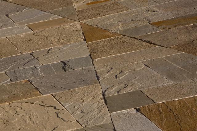 Sausalito residence asian san francisco by pedersen for Sausalito tile