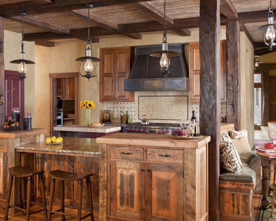 Western kitchen home design ideas pictures remodel and decor for Western kitchen ideas