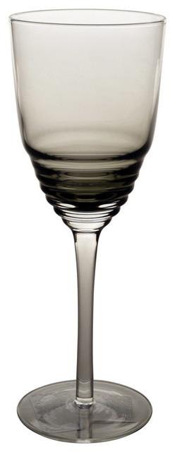 verre vin fum moderne verre vin et fl te champagne par interior 39 s. Black Bedroom Furniture Sets. Home Design Ideas
