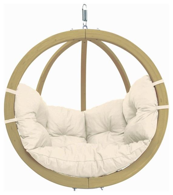 Globo Hanging Chair Contemporary Hanging Chairs By Wayfair