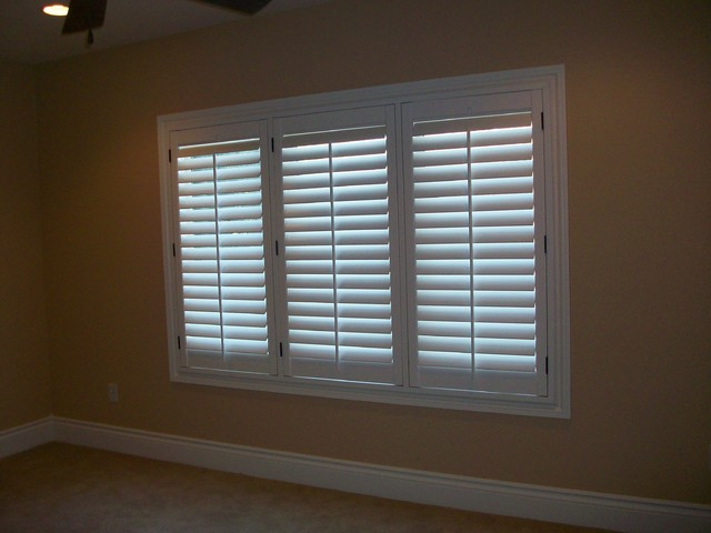 Plantation Shutter Eclectic Oklahoma City By Kirtz