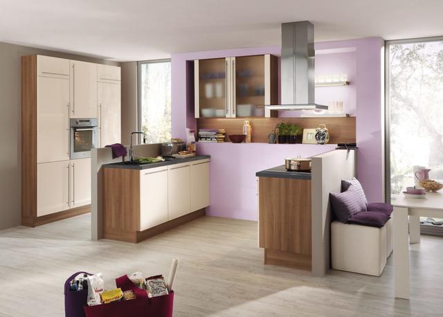 Flexible küchenzeile modern by kiveda